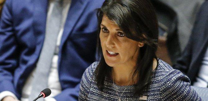 ABD:Suriye hükümet güçlerine karşı askeri güç kullanabiliriz