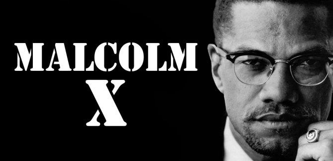 Malcolm X Canê serhildêr ê reşikên zordarî li wan dihat kirin