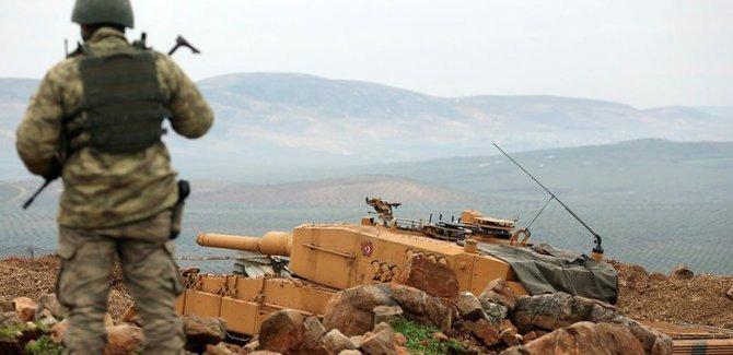 Zeytin Dalı Harekatı'nda 1 asker hayatını kaybetti