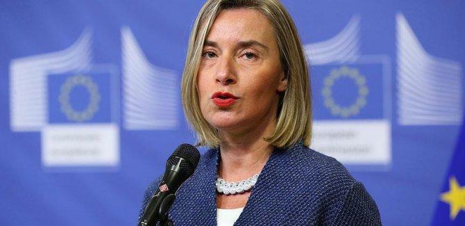 AB'den Afrin çağrısı: İran, Rusya ve Türkiye'nin özel sorumluluğu var