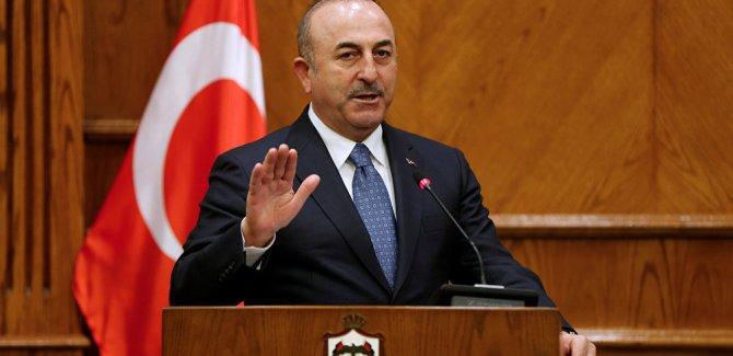 Mevlüt Çavuşoğlu: Salih Müslim'in peşindeyiz
