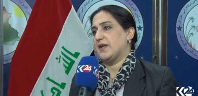 KDP'li vekil: Bağdat'tan çekilme zamanı geldi