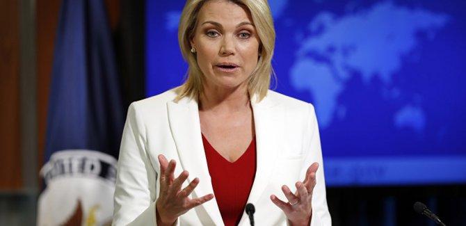 ABD: Türkiye BM'de kabul edilen tasarıyı iyi okumalı