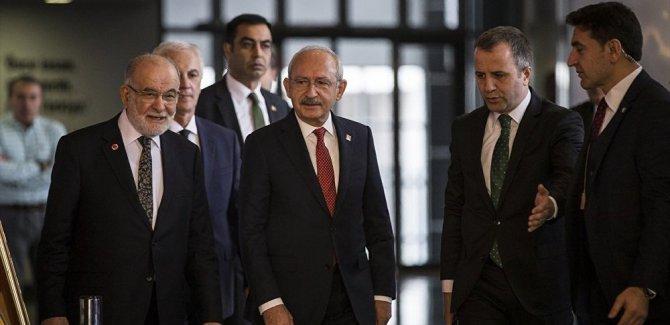 Selvi 'Kılıçdaroğlu, İYİ Parti ve Saadet'le ittifaka olumlu bakıyor'