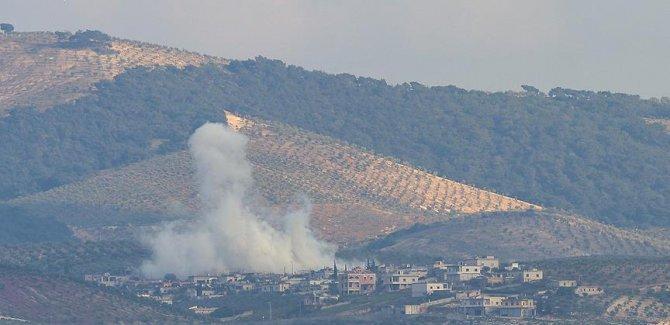 Afrin'de şiddetli çatışma