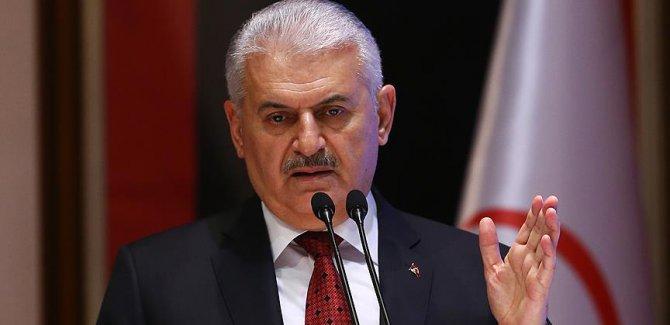 Yıldırım: Operasyon Afrin ile sınırlı değil