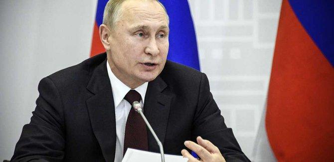 NATO: Putin'in İfadelerini Not Ettik