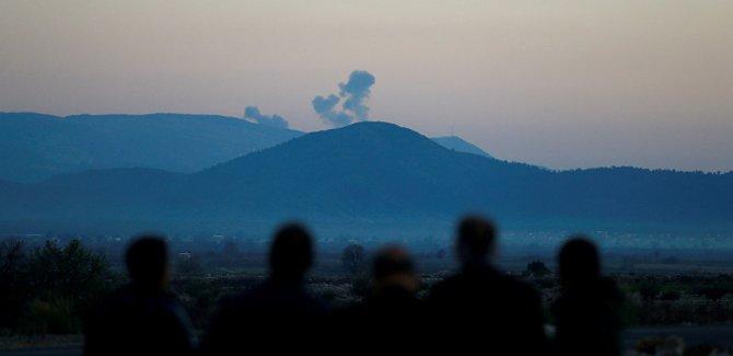 'TSK'nın Hava Saldırısında Suriye'nin Milisleri vuruldu'