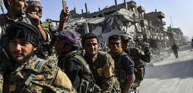 DSG, YPG'ye destek için birliğini Afrin'e gönderiyor