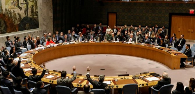 BM Güvenlik Konseyi'nde acil Suriye toplantısı