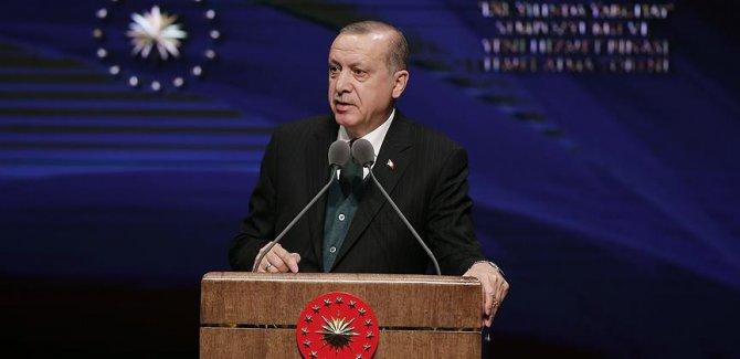 Erdoğan: Kadınlar arasında ayrımcılık yapmak daha tehlikelidir