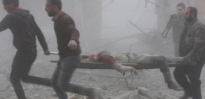 BMGK'den Suriye'de insani ateşkes çağrısı