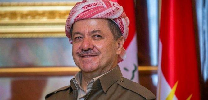 Başkan Barzani'den 8 Mart mesajı