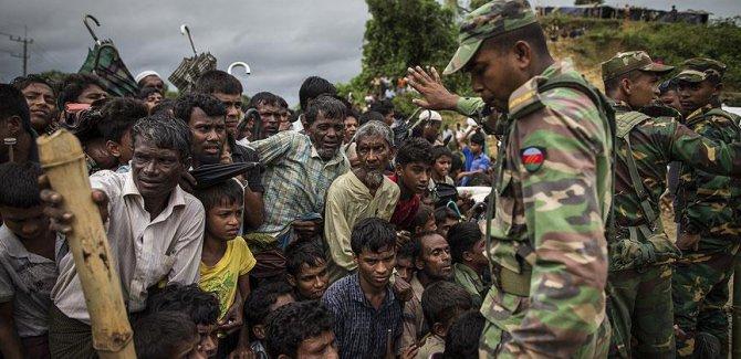 Myanmar'da gözaltındaki sivillerin cesetleri bulundu
