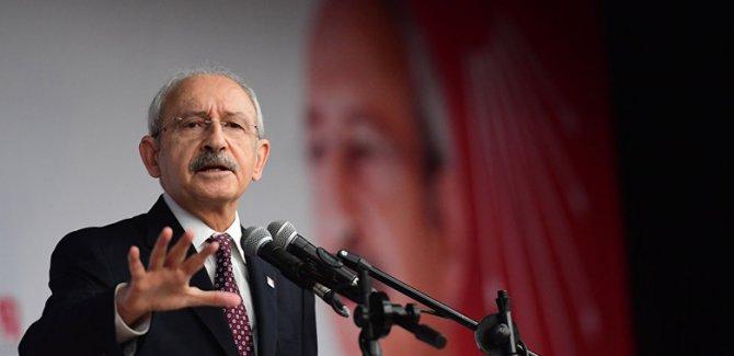 Kılıçdaroğlu: Kürt sorununu demokrasi ve özgürlükle biz çözeriz
