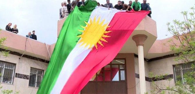 Yasağa tepki: Newroz'da Kürdistan bayrağı dalgalanacak!