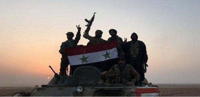 Şam'dan Afrin'e yeni birlikler