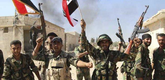 Suriye Ordusunun Doğu Guta Saldırıları Devam Ediyor