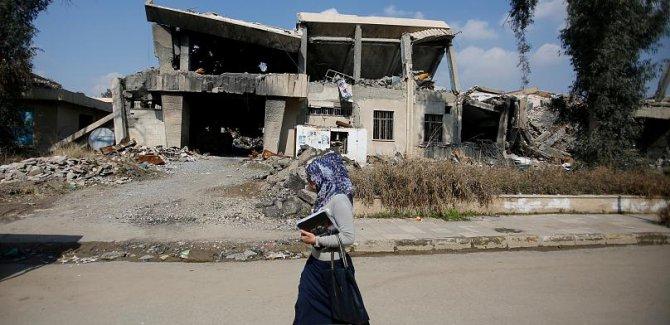 800 bin Iraklı savaşın yerle bir ettiği memleketlerine geri döndü