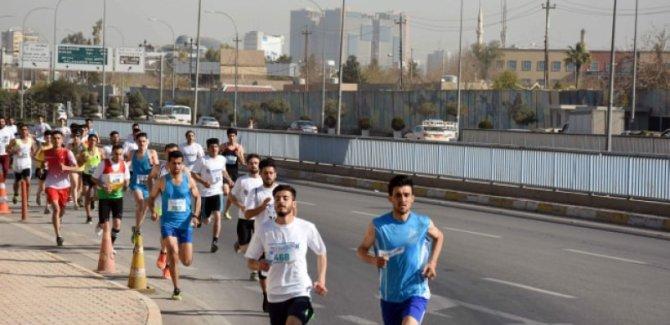 'Kürdistan Barış Maratonu'