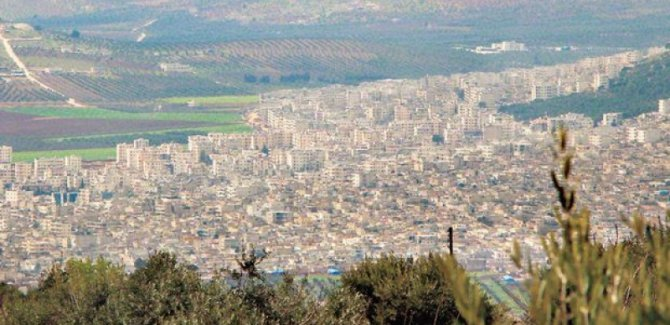 SOHR: TSK ve ÖSO Efrin merkeze çok yakın mesafede!