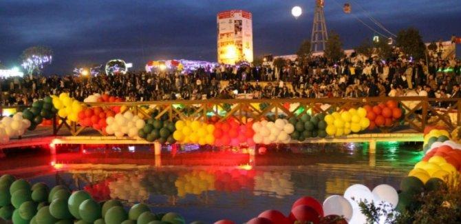 Zêwa Newrozê û Azadîyê Dest Pê Kir