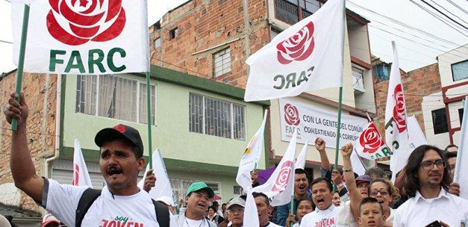 FARC cara pêşîn tevlî hilbijartinan dibe