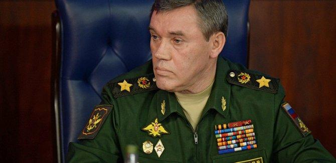 Rusya: ABD'nin Suriye'yi bombalaması halinde karşılık vereceğiz