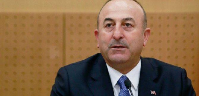 Çavuşoğlu: Suriye ile temas olabilir