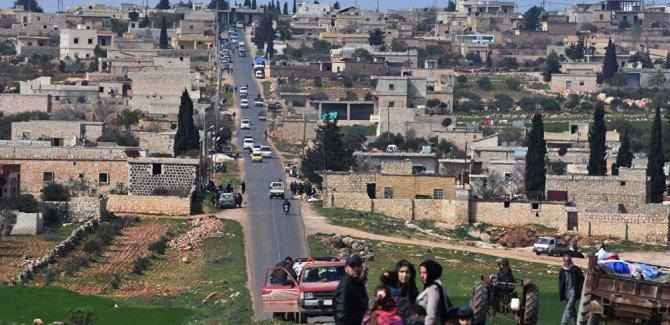 YPG'nin Afrin Komutanı: TSK'nın Afrin'e varmasına 1 km kaldı