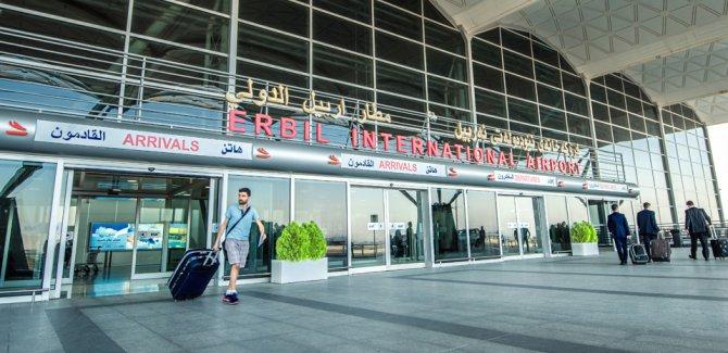Kürdistan havalimanları uluslararası uçuşlara açıldı
