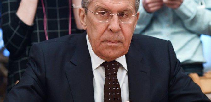 Lavrov: İngiliz diplomatları sınır dışı edeceğiz
