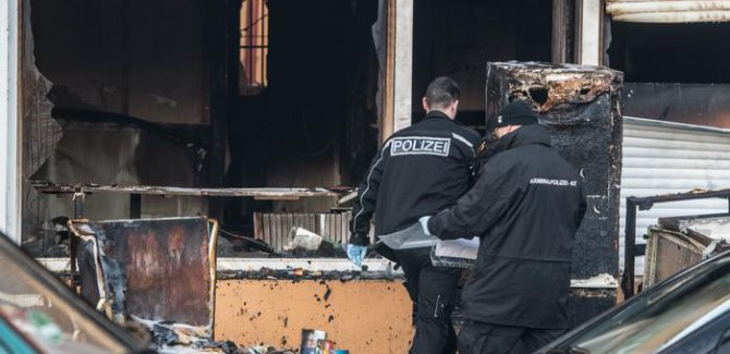 Almanya'dan cami saldırılarına kınama