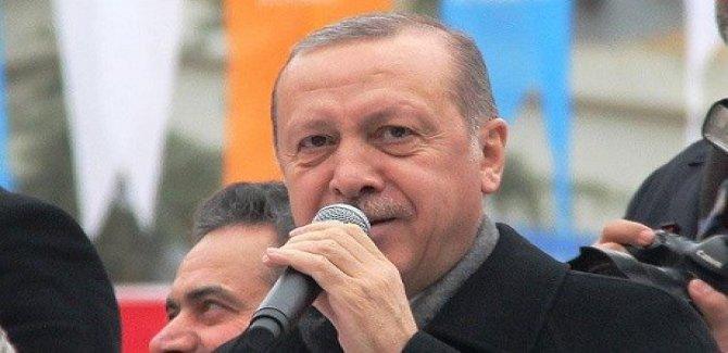 Erdoğan'dan son Efrin açıklaması