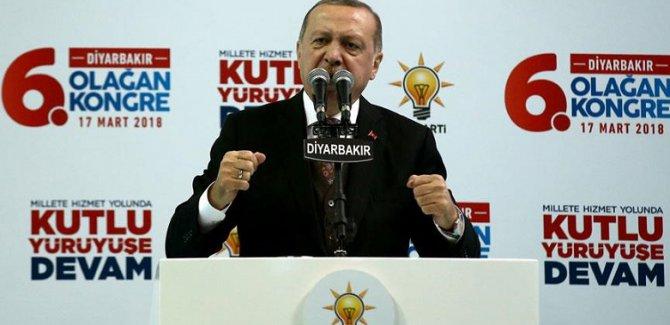 Erdoğan, Diyarbakır'da: Geçmişte çok hatalar yapıldı