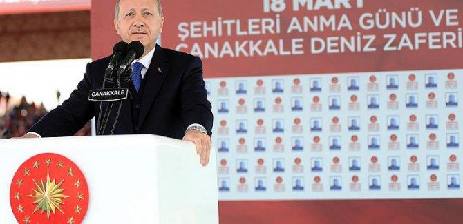 Erdoğan: Afrin tamamen ele geçirildi