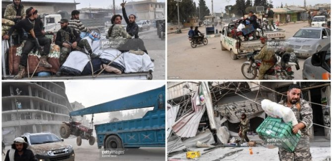 ''ÖSO, Afrin'i talan etmeye başladı'' iddiası