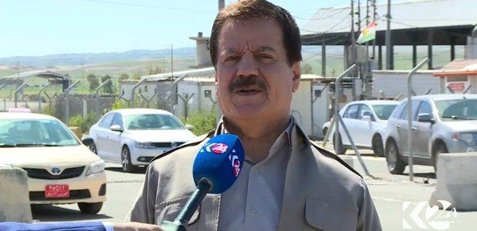 Kerkuki: Kerkük'teki işgal sürdürülebilir değil