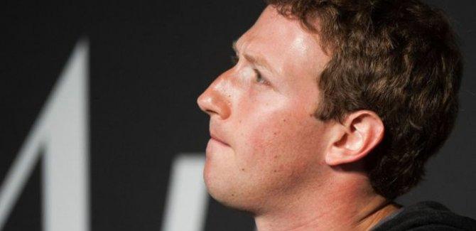 Facebook'un sahibi Mark Zuckerberg: Hata yaptık
