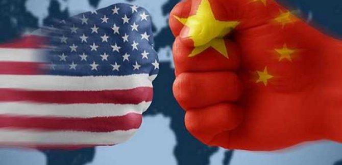 ABD - Çin Savaşı Başlıyor