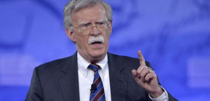 İran: Trump'ın yeni Ulusal Güvenlik Danışmanı John Bolton terörü destekliyor