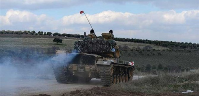 TSK: Afrin'de bütün köyler kontrol altına alındı