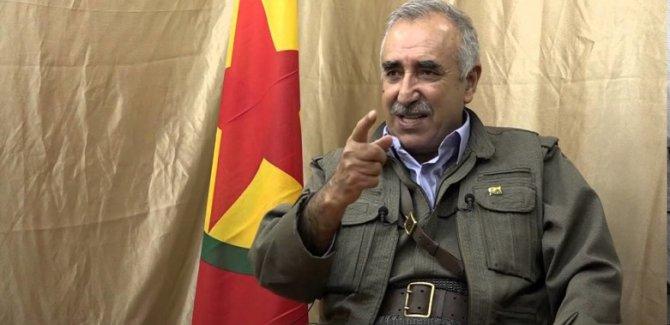 Karayılan: Rusya ve Türkiye heyeti Afrin için İmralı'ya gitti
