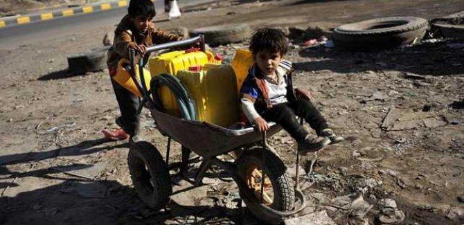 Li Yêmenê Xelaya Avê Di Asteke Tehlûke de ye