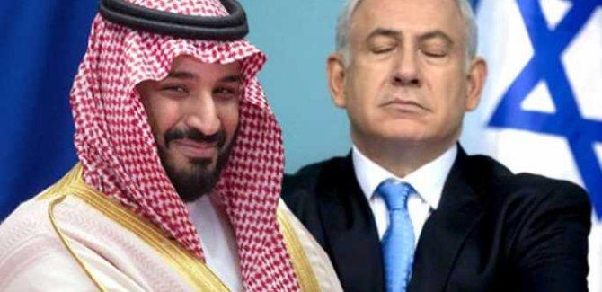İsrail: Arabistan ile Epey Ortak Menfaatlerimiz Var