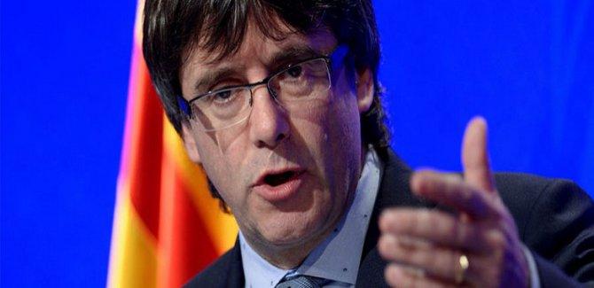 Puigdemont, Almanya'da gözaltına alındı