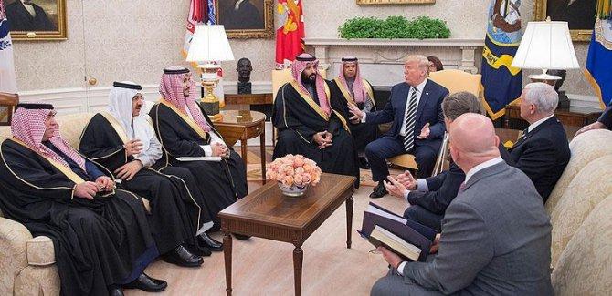 Suudi ve ABD şirketleri arasında 16 milyar dolarlık anlaşma