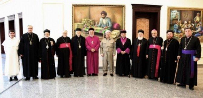Başkan Barzani'den Paskalya mesajı: Barış ve özgürlük diliyorum