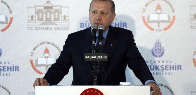 Erdoğan: Yeni hedefleri her an duyabilirsiniz