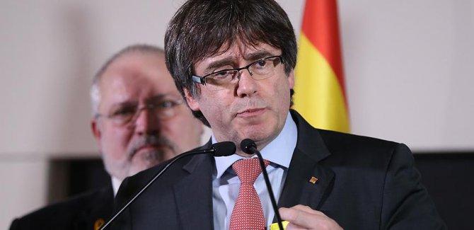 Alman Başsavcılığından 'Puigdemont' açıklaması